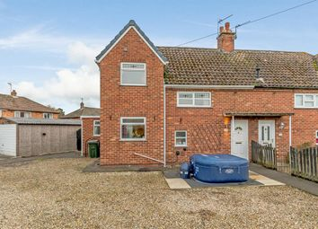 Thumbnail 2 bed semi-detached house for sale in Burke Road, Malton