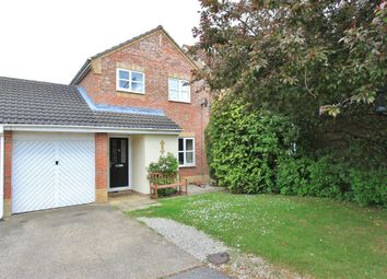Thumbnail 3 bed detached house for sale in Giffords Way, Over, Cambridge
