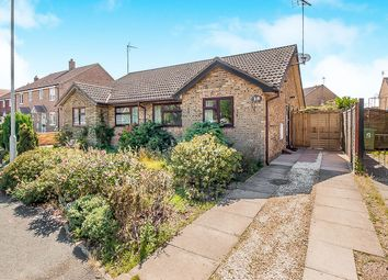 Thumbnail 2 bed semi-detached bungalow for sale in Violet Way, Yaxley, Peterborough