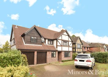 Thumbnail 5 bedroom detached house for sale in Altongate, Thorpe End, Norwich