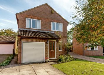Thumbnail 3 bed detached house for sale in Highland Court, Easingwold, York
