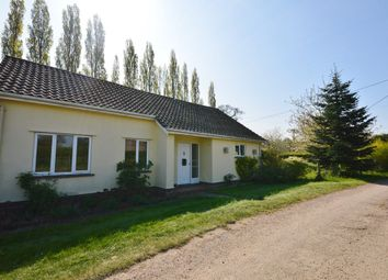 Thumbnail 3 bed detached bungalow to rent in Tunstall Road, Campsea Ashe, Woodbridge