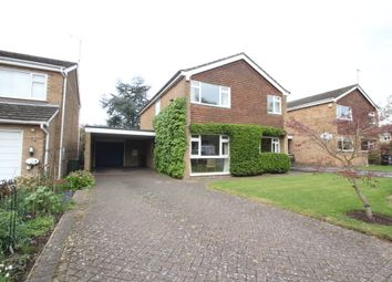 Thumbnail 4 bed detached house for sale in Dunchurch Close, Balsall Common, Coventry
