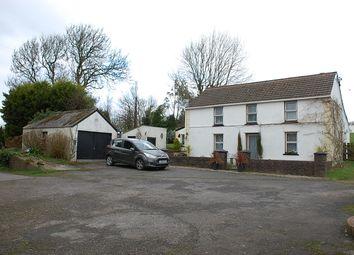 Thumbnail 2 bed detached house for sale in Llanddarog Road, Llanddarog, Carmarthen