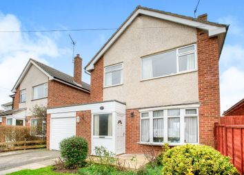 Thumbnail 3 bedroom detached house for sale in Bishops Close, Stratford-Upon-Avon