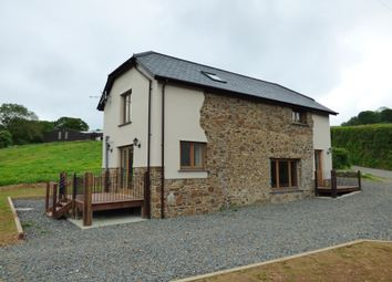 Thumbnail 3 bedroom barn conversion to rent in Sheepwash, Beaworthy