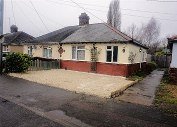 Thumbnail 2 bedroom semi-detached bungalow for sale in New Drove, Wisbech