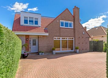 Thumbnail 4 bed detached house for sale in Drum Brae South, Edinburgh
