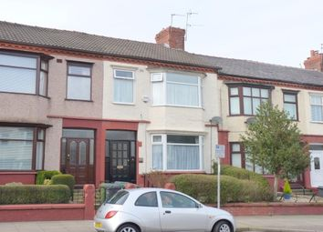 Thumbnail 3 bed terraced house to rent in Singleton Avenue, Birkenhead