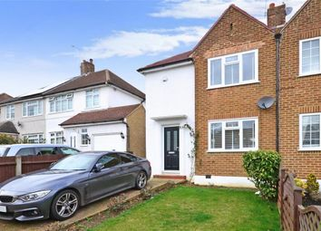 Thumbnail 2 bedroom semi-detached house for sale in Gascoigne Road, New Addington, Croydon, Surrey