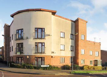 Thumbnail 2 bed flat for sale in Nicholson Grove, Grange Farm, Milton Keynes