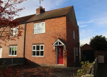 Thumbnail 1 bed semi-detached house to rent in Branston Avenue, Farnsfield