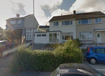 Thumbnail 4 bed semi-detached house to rent in Boslowick Road, Falmouth
