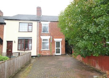 Thumbnail 2 bed terraced house for sale in Main Street, Thringstone, Coalville