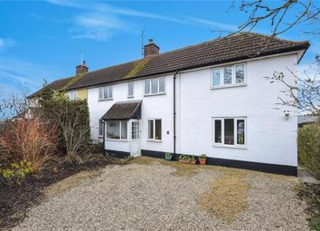 Thumbnail 4 bed semi-detached house for sale in Haddenham, Aylesbury, Buckinghamshire