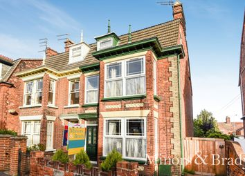 Thumbnail 6 bed semi-detached house for sale in Upper Cliff Road, Gorleston, Great Yarmouth