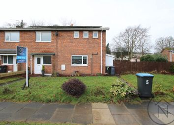 Thumbnail 3 bed end terrace house for sale in Palmer Road, Newton Aycliffe