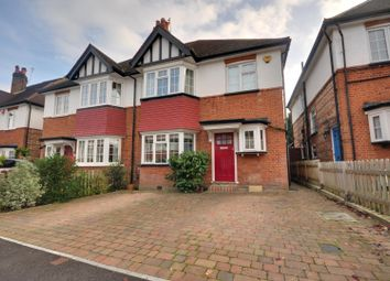 Thumbnail 4 bed property to rent in Meadow Road, Pinner, Middlesex