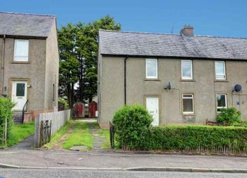 Thumbnail 2 bed semi-detached house for sale in Glebe Avenue, Uphall, Broxburn