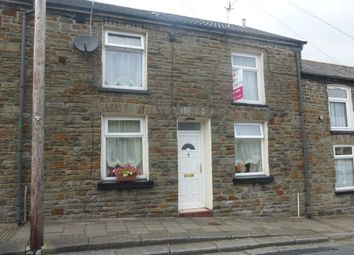 Thumbnail 2 bedroom terraced house for sale in Eleanor Street, Treherbert, Treorchy