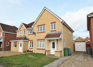 Thumbnail 3 bedroom property to rent in Priorswood, Thorpe Marriott, Norwich