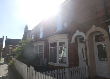Thumbnail 2 bed terraced house for sale in Ormington Villas, Field Street, Hull