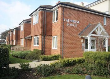 Thumbnail 1 bed flat for sale in Catherine Lodge, Bolsover Road, Goring, West Sussex