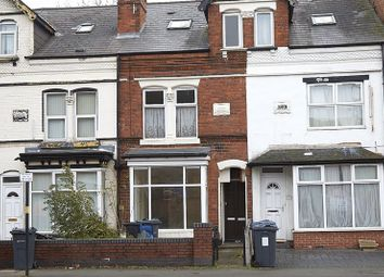 Thumbnail 6 bed terraced house for sale in Pershore Road, Birmingham