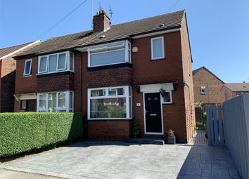 Thumbnail 3 bed semi-detached house for sale in Derwen Road, Stockport, Cheshire