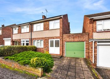 Thumbnail 3 bed semi-detached house for sale in Spurrell Avenue, Joydens Wood, Kent