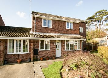 Thumbnail 3 bedroom link-detached house for sale in Greenwood Close, Sketty, Swansea