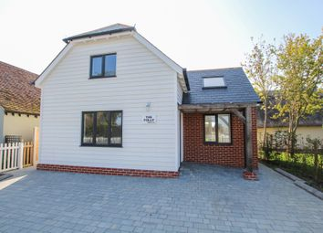 Water Lane, Radwinter, Saffron Walden CB10. 2 bed detached house