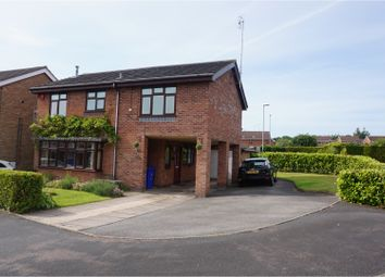 Thumbnail 4 bed detached house for sale in Sudgrove Place, Stoke-On-Trent