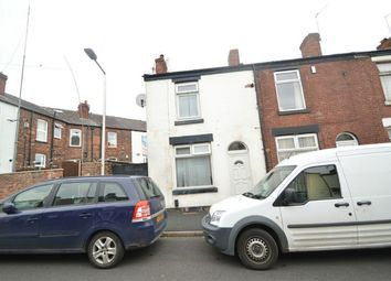 Thumbnail 3 bedroom end terrace house for sale in Edwin Street, Offerton, Stockport, Cheshire