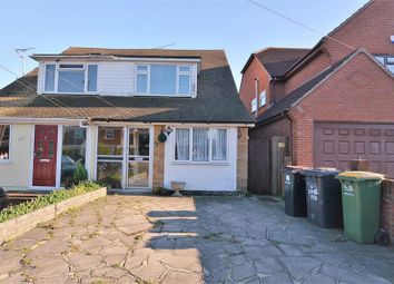 Thumbnail 4 bed semi-detached bungalow to rent in York Road, Ashingdon, Rochford