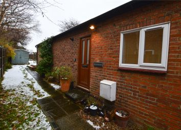 Thumbnail 1 bed semi-detached bungalow to rent in Grange Road, Bishop's Stortford