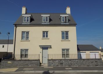 Thumbnail 5 bed detached house for sale in Heathland Way, Llandarcy, Neath, Neath Port Talbot.