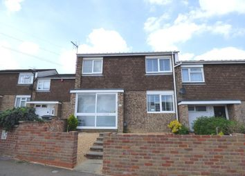 Thumbnail 3 bed terraced house for sale in Greskine Close, Bedford
