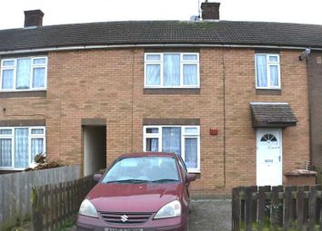 Thumbnail 3 bedroom terraced house for sale in Jeffery Avenue, Walsoken, Wisbech