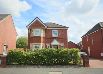 Thumbnail 4 bed detached house for sale in Lancashire Drive, Buckshaw Village, Chorley
