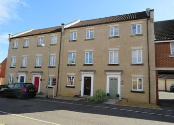 Thumbnail 4 bed terraced house to rent in Tummel Way, Attleborough