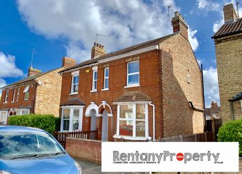 Thumbnail Semi-detached house to rent in Park Road, Bedford