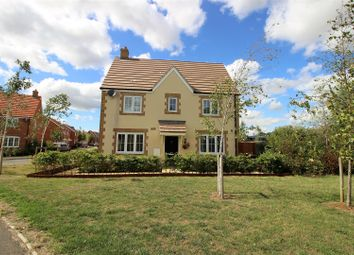 Thumbnail 3 bed semi-detached house for sale in Wheatcroft Way, The Sidings, Swindon
