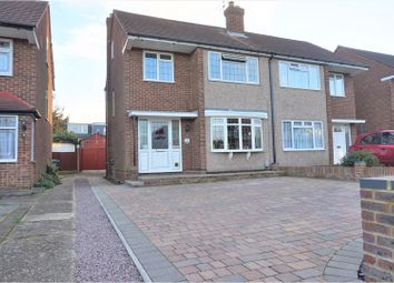 Thumbnail 4 bed semi-detached house for sale in Penton Drive, Cheshunt