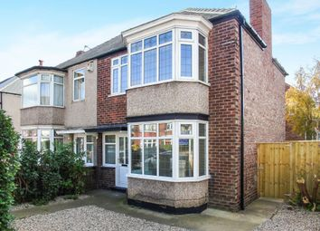 Thumbnail 3 bed semi-detached house for sale in Appleton Road, Middlesbrough