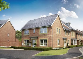 "Thumbnail 3 bedroom end terrace house for sale in ""Ennerdale"" at Cricket Field Grove, Crowthorne"