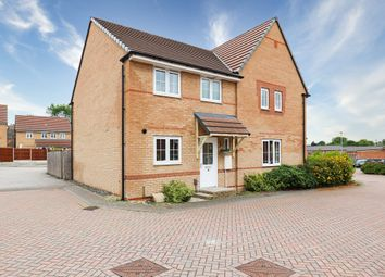 Thumbnail 3 bed semi-detached house for sale in Armistead Avenue, Brinsworth, Rotherham