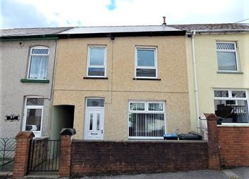 Thumbnail 3 bed terraced house for sale in Brynheulog Street, Blaina