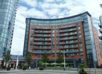 Thumbnail 1 bed flat to rent in The Crescent, Gunwharf Quays, Portsmouth