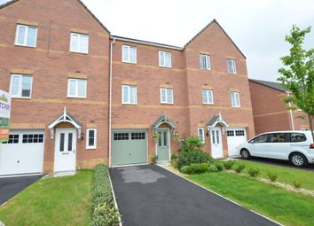 Thumbnail 4 bed town house for sale in Bellcross Way, Barnsley